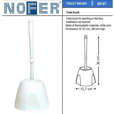 Ершик для туалета Classic, пластиковый, 09107