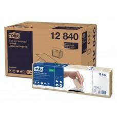 Салфетки столовые, сложения Interfold, крафт,система N4, Tork Premium, 12840