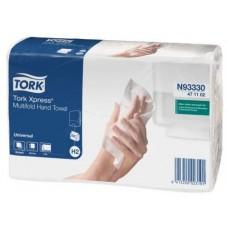 Полотенца листовые сложения Multifold, Tork Universal Xpress, 471103