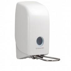 Диспенсер Kimberly-Clark Aquarius для средств для мытья и дезинфекции рук, с локтевым нажимом, 6955