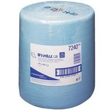 7240 Wypall L1O Extra+ Большой рулон, однослойные протирочные салфетки