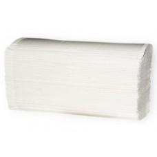 808264-01 Листовые полотенца Люкс Z-сложения, двухслойные, 22х24 см