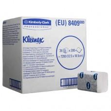 Бумага туалетная в пачках Kimberly-Clark Kleenex Ultra, 8409