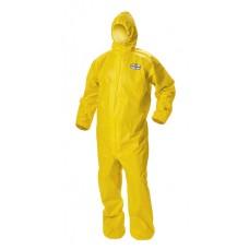 Комбинезон для защиты от проникновения химических аэрозолей с капюшоном Kleenguard A71, 96780