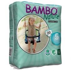 Bambo Nature Подгузник трусы для детей  Pants Junior 5 12-20 кг 20 шт. (310138)