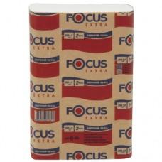 Бумажные полотенца Focus Extra Z-сложения, 2 слоя 5036771