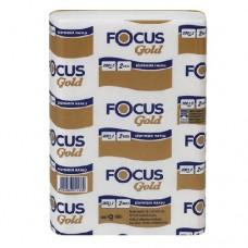 Бумажные полотенца FOCUS Gold Z-сложения, 2 слоя 5036890