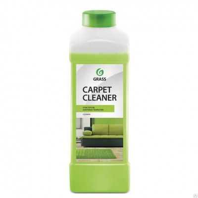 Пятновыводитель Grass Carpet Cleaner, канистра 1 кг, 215100