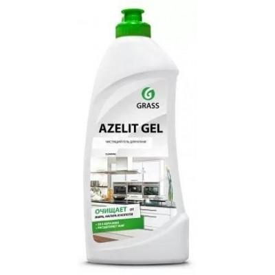 Средство чистящее для кухни Azelit, гелевая формула, флакон 500 мл, 218555