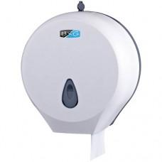 Диспенсер для туалетной бумаги BXG, пластик ABS, белый BXG-PD-8002