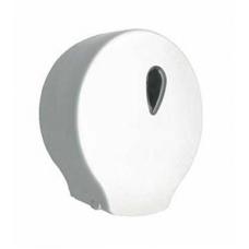 Диспенсер Nofer Industrial для туалетной бумаги в рулонах, белый 05004.W