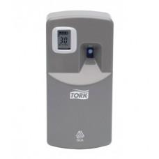 Диспенсер Tork электронный для аэрозольных освежителей воздуха, система A1, цвет серый, 256055