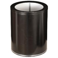 Корзина для бумаг Л250НП из оцинкованной стали с полимерным покрытием, 16 л.