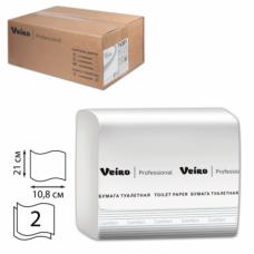 Листовая туалетная бумага Veiro Professional Comfort TV201