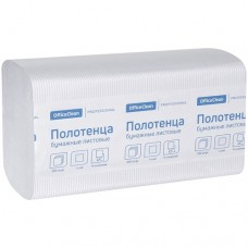 "Полотенца бумажные листовые OfficeClean ""Professional"" 245790"