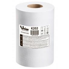 Полотенца бумажные в рулонах Veiro K202, система A1/A2