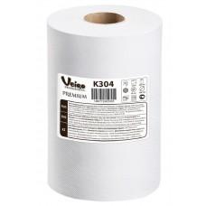 Полотенца бумажные в рулонах Veiro K304, система A1/A2