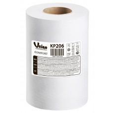 Полотенца бумажные в рулонах Veiro KP206, система C1