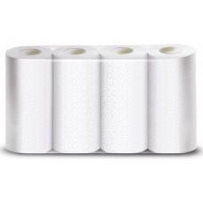 Полотенца бумажные в рулонах Veiro Professional Comfort К207, 4 рулона