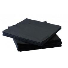Салфетки столовые 403412 Tork 33 черные, арт. 477148