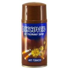 Картридж сменный освежитель воздуха Discover Anti Tobacco