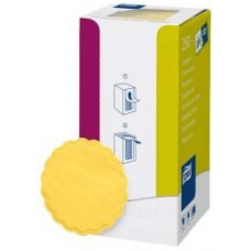 Коастер Tork, светло-желтый, 474472