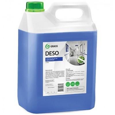 """Средство для чистки и дезинфекции """"Deso"""" (С10) (канистра 5 кг) 125191"""