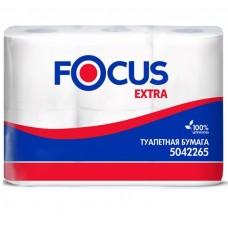 Туалетная бумага Focus Extra 400, 2 слоя 5042265