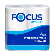 Туалетная бумага Focus Optimum, 2 слоя 5036770