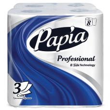 Туалетная бумага Papia Professional, 3 слоя 5036905