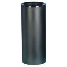 Урна круглая К250 из оцинкованной стали с полимерным покрытием 30 л