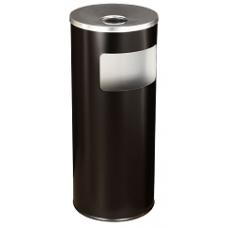 Урна круглая К250Н из оцинкованной стали с полимерным покрытием 30 л