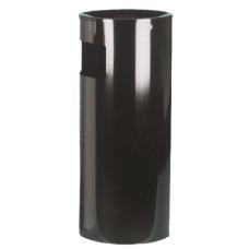 Урна круглая К300 из оцинкованной стали с полимерным покрытием 50 л