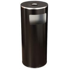 Урна круглая К300Н из оцинкованной стали с полимерным покрытием 50 л