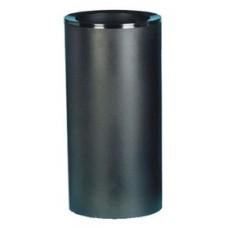 Урна круглая У300 из оцинкованной стали с полимерным покрытием 50 л