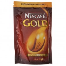 Кофе растворимый Nescafe Gold, 150г, мягкая упак.