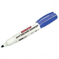 Маркер для белых досок Berlingo синий, пулевидный, 2мм