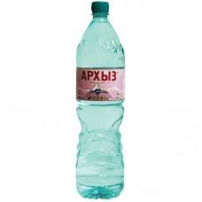 Вода минеральная без газа Архыз, 0,5л, ПЭТ, 12шт./упак.