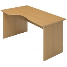 Стол письменный угловой левосторонний, 1400*900/700*750, Стиль/Бук