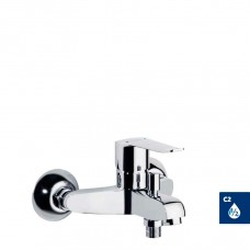 Смеситель для ванной настенный с подключением гибкой подводки Ramon Soler 6405S Ypsilon