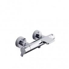 Термостат для ванной с изливом и подклчением гибкого душа Ramon Soler 9439S RS-Q