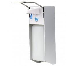 Дозатор для жидкого мыла и дезсредств X-2269 локтевой, 1000мл